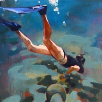 Elizabeth Lennie - Diving the Mayan Riviera