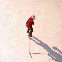 Elizabeth Lennie - Pond Hockey 37