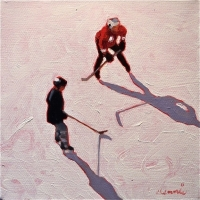 Elizabeth Lennie - Pond Hockey 35