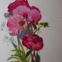 Madeleine Lamont - Floral Series (2013)