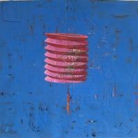 Mary Lottridge - Painted Lantern
