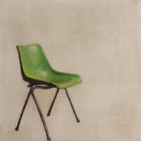 Erin Vincent - Green Seat