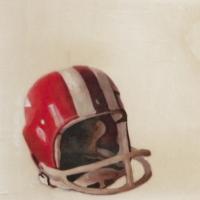 Erin Vincent - Helmet