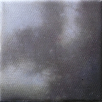 Greg Nordoff - Lilacs Misty Morning