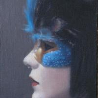 Greg Nordoff - Blue Feathers