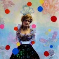 Helene Lacelle - Garden Party Girl