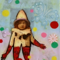 Helene Lacelle - Magic Little Clown