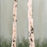 Rita Vindedzis - November Birches 2