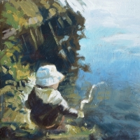 Elzbieta Krawecka - Smalls 2012: Fishing Stick