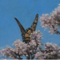 Greg Nordoff - Monarchs and Lilacs 1