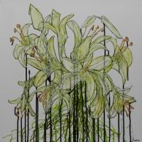 Francisco Gomez - Floral Green 3
