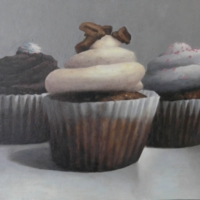 Greg Nordoff - Three Cupcakes