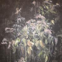 Martha Johnson - Garden at Night Series, Autumn