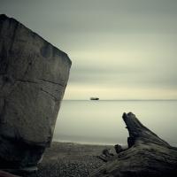 David Ellingsen - Salish Sea, Study 2 #35 1/10