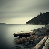 David Ellingsen - Salish Sea, Study 2 #39 1/10