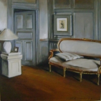 Hanna Ruminski - Room with Setee