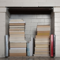 Tek Yang - Bookshelves-LAB IV, 2011