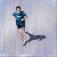 Sara Caracristi - Running Man