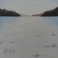 Emily Bickell - Snowy Field