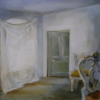 Hanna Ruminski - Interior with two chairs