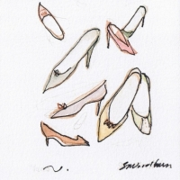 Susan McLean Woodburn - #12 Eight Shoes