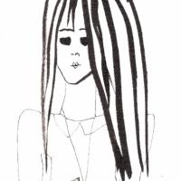 Diane Lingenfelter - Charlotte's Centipede Necklace