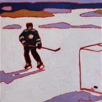 Elizabeth Lennie - Pond Hockey 12