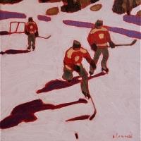 Elizabeth Lennie - Pond Hockey 15