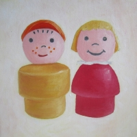 Lori Doody - Old Friends I