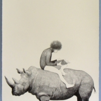 J. Joel - Girl on A Rhino
