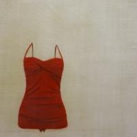 Erin Vincent - Red Swimmer