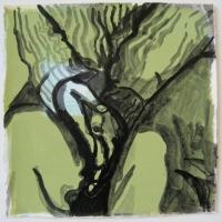 Yael Brotman - Art School Dismissed,detail 1