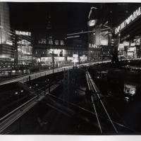 Kenneth Laing Herdy - Tokyo Night, Shinjuku Station
