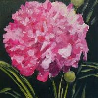Hilda Oomen - Ruffled Poppy