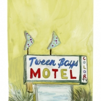 Tara Cooper - Motel Sign Florida 2