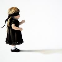 Dorion Scott - Girl-Black