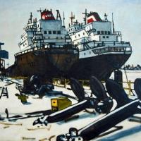 Peer Christensen - Great Lakes, Port Weller
