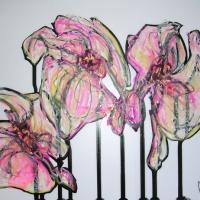 Francisco Gomez - Orchid Study