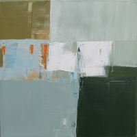 Kathleen Weich - Dark Green I