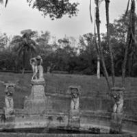 Paul Till - Vizcaya Gardens - Many Statues