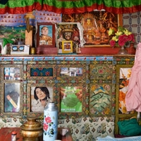 Elaine Ling - Tibet-Tea House Shrine