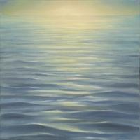 Emily Bickell - Daybreak Lake Study