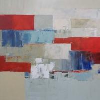 Kathleen Weich - Red Stripes