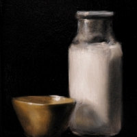 Dorion Scott - Milk and Cup