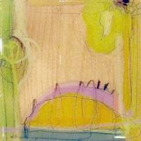 Emilie Rondeau - Untitled Abstract