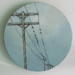 Rita Vindedzis - No. 4 -Birds on a Wire