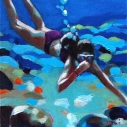 Elizabeth Lennie - Snorkel 2