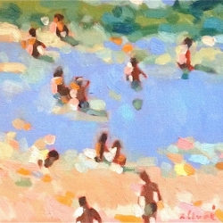 Elizabeth Lennie - The Beach 2