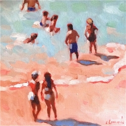 Elizabeth Lennie - The Beach 6