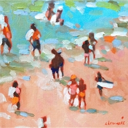 Elizabeth Lennie - The Beach 8